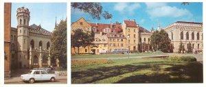 Postcard Riga Latvia Old riga state philarmonics hall