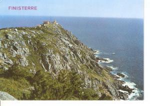 Postal 050010 : Finisterre (La Coru?). Faro