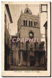 Old Postcard die drome cathedrale