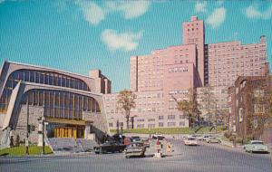 Montreal General Hospital & The First Church Of Christ, Scientist, Montreal, ...