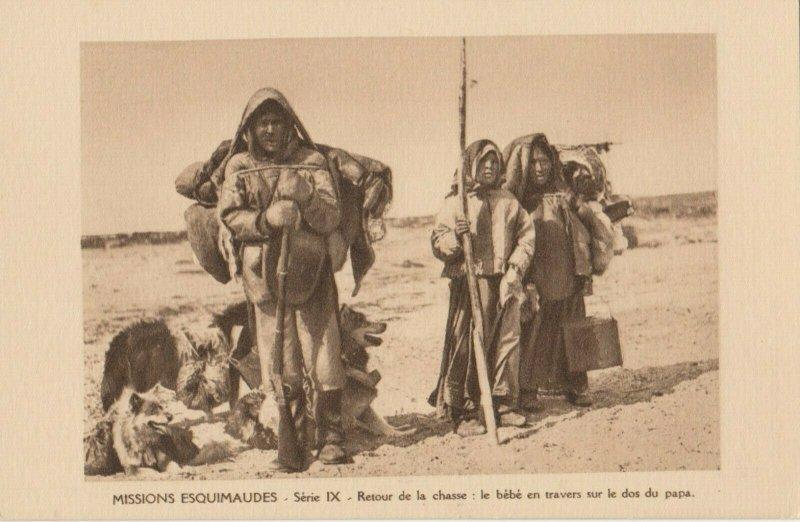 CANADA , 1910s ; Missions Esquimaudes #5