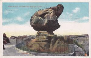 KENT, England, 1900-1910's; Toad Rock, Tunbridge Wells