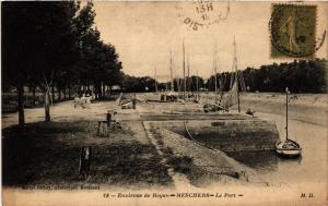 CPA  Meschers - Environs de Royan - Le Port  (481215)