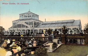Great Yarmouth Winter Garden Jardin