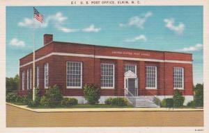 North Carolina Elkin Post Office