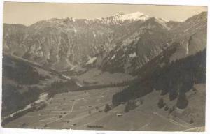 RP  Village &  Albristhorn mountain , Bernese Alps , Switzerland. 00-10s