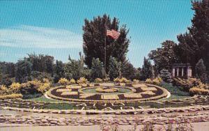 Floral Clock Forest Park Saint Louis Missouri
