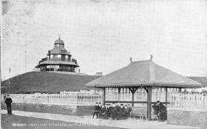Fleetwood Mount Pavilion Shelter, Wyre, Lancashire 1904