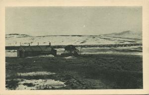 Alaska, Mission nearest to North Pole, Mary's Iglo (1920s)