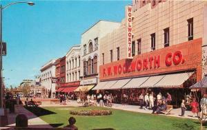 Dexter Kalamazoo Michigan Mall Woolworth Store 1960s Water Wonderland 5984