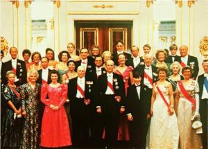 CPM Kronprins Haralds 50-arsdag I Oslo SWEDISH ROYALTY (845529)