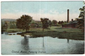 Clinton, Mass, Pumping Station
