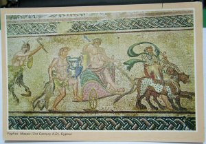 Cyprus Paphos 3rd century Mosaic - unposted