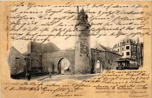 CPA  Mülhausen - Mulhouse - Bollwerk - Bastion  (388735)