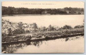 New Brunswick New Jersey~Johnson's Park~1942