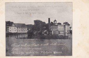 PITTSFIELD , Maine , 1901-07 ; Riverside Woolen Co.