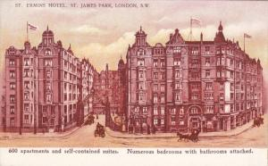 St. Ermins Hotel , St. James Park , LONDON , England , 00-10s