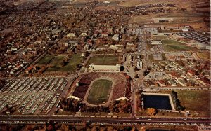 UT - Salt Lake City. University of Utah Aerial View