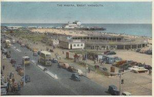 GREAT YARMOUTH , Norfolk , England , 1959 ; The Marina