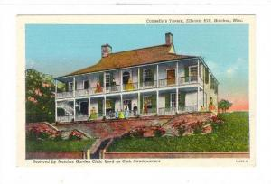 Connelly's Tavern, Ellicotts Hill, Natchez, Mississippi, 1930-1940s