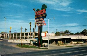 Arizona Phoenix The Tropics Motor Hotel