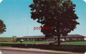 The Stratford Motel East Avon NY Harold & Dorothy English - Owners & Operators