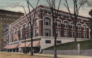 NEW LONDON, Connecticut, 1900-1910's; Manwaring Building, State Street