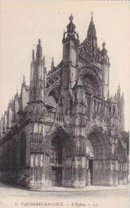 France Caudebec-En-Caux L'Eglise