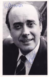Victor Spinetti The Beatles A Hard Days Night Vintage Hand Signed Photo