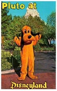 California  Disneyland ,  Pluto