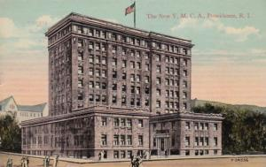 Rhode Island Providence New Y M C A Building 1914