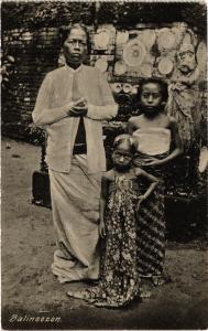 CPA Balineezen. INDONESIA (a3025)