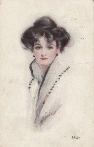 BARRIBAL, PU-1912; Portrait of Helen