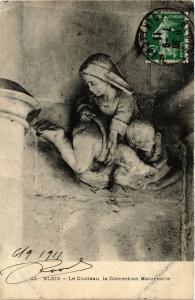 CPA BLOIS - Le Chateau la Correction Materneile (294382)