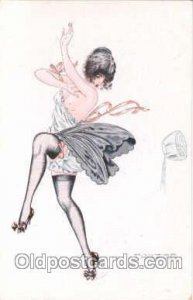 Artist Maurice Pepin (France) Series 16-80 Unused