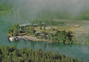 Chilko Lake Wilderness Ranch , Williams Lake , B.C. , Canada , 50-70s #1