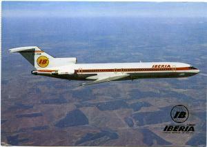 Boeing 727/256 - Spanish Airliner - Iberia - Lineas Aereas de Espana
