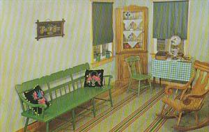 Pennsylvania Intercourse Front Living Room The Plain and Fancy Farm