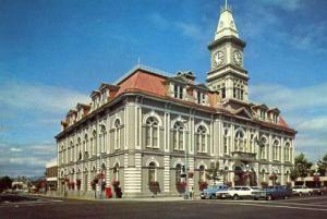 Canada - British Columbia, Victoria, City Hall
