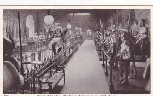 The Horse Armoury In The White Tower, Tower Of London, England, UK, 1910-1920s