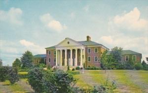 Maryland Princess Anne Trigg Hall Maryland State College