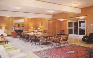 Boston College Law School, Vincent P. Roberts Room, BOSTON, Massachusetts, PU...