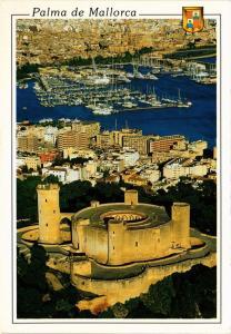 CPA Espagne-Mallorca-Palma de Mallorca-Chateau de Bellver (323574)