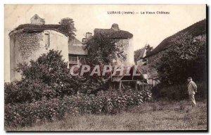 Old Postcard Lurais Le Vieux Chateau