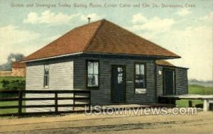 Stonington Waiting Station - Connecticut CT