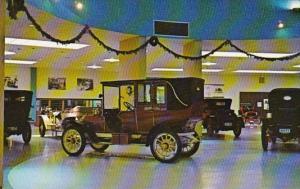 Interior View Frederick C Crawford Auto-Aviation Museum Cleveland Ohio