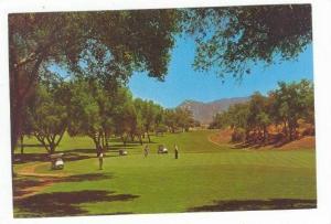 Golf Course, Pala Mesa Resort, Fallbrook, California, 60-70s