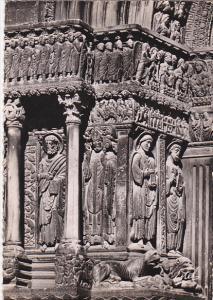 France Arles La Cathedrale St Trophime Le Porche