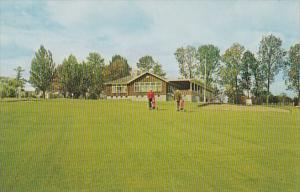 Canada Fredericton Clubhouse Fredericton Golf Club
