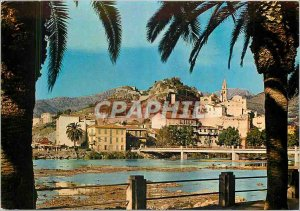 Postcard Modern Ventimiglia Riv Dei Fiori